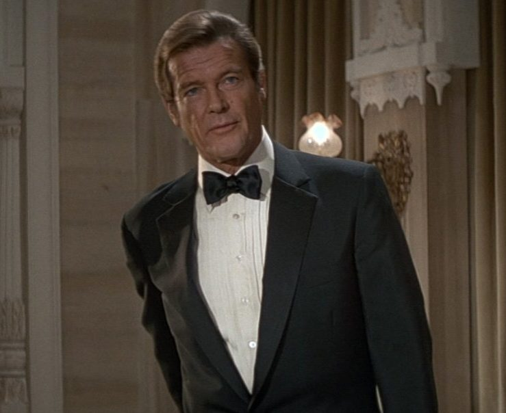 Octopussy Black Dinner Suit e1615804102123 27 Things You Didn't Know About Jaws