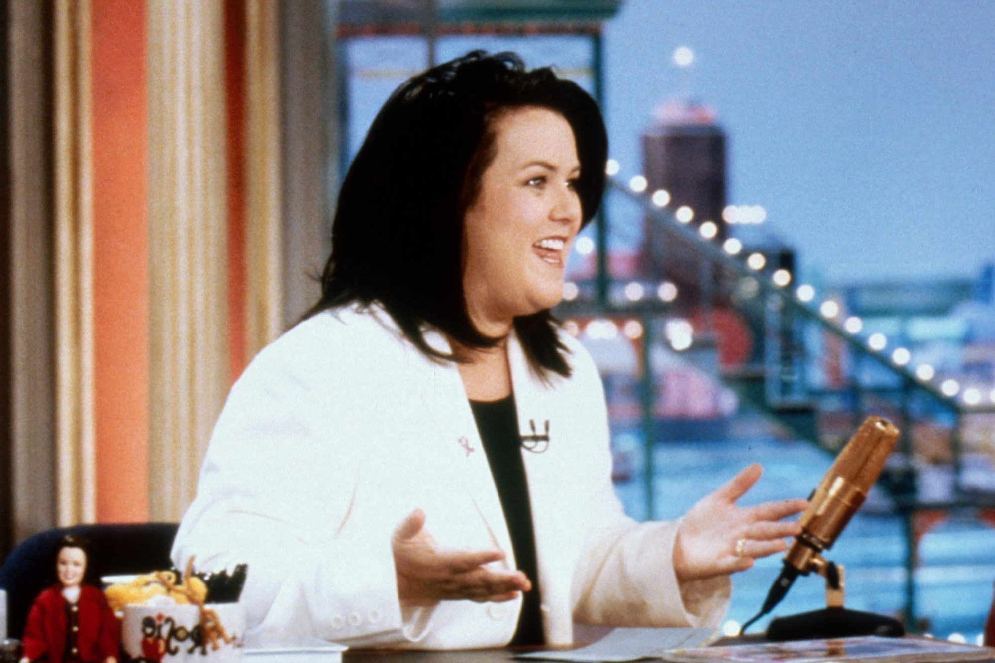 QQ2 20 Things You Never Knew About Rosie O'Donnell
