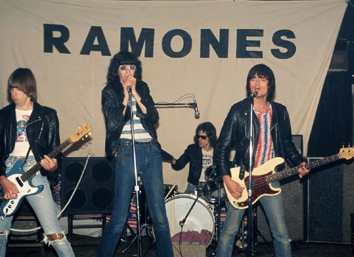 Ramones at Performance Studios 1975 photo by Bob Gruen e1615903355296 Hey-Ho! Let's Go With 20 Facts You Might Not Have Known About The Ramones