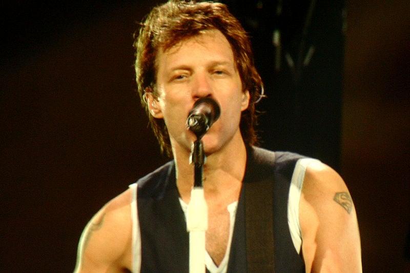 Rosana Prada CC BY 2.0 20 Things You Never Knew About Bon Jovi