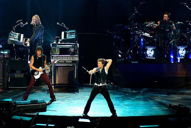 Rosana Prada 20 Things You Never Knew About Bon Jovi