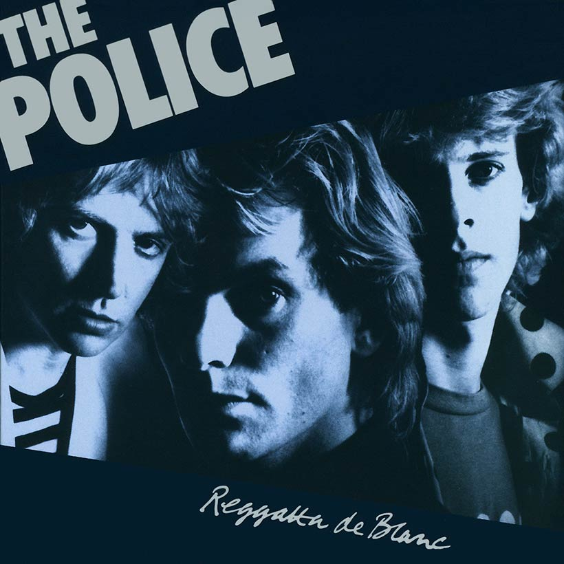 The Police Reggatta de Blanc album cover web optimised 820 10 Things You Might Not Have Realised About Rock Legends The Police