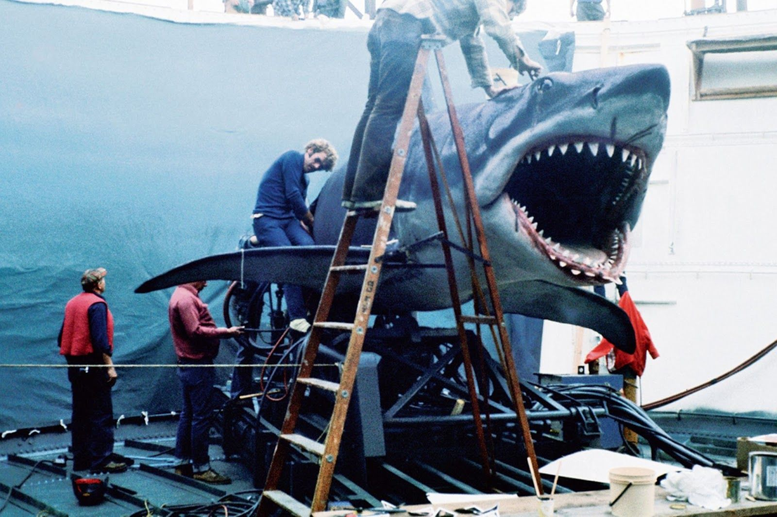 a670252e41411ace504106fc2f555204 27 Things You Didn't Know About Jaws