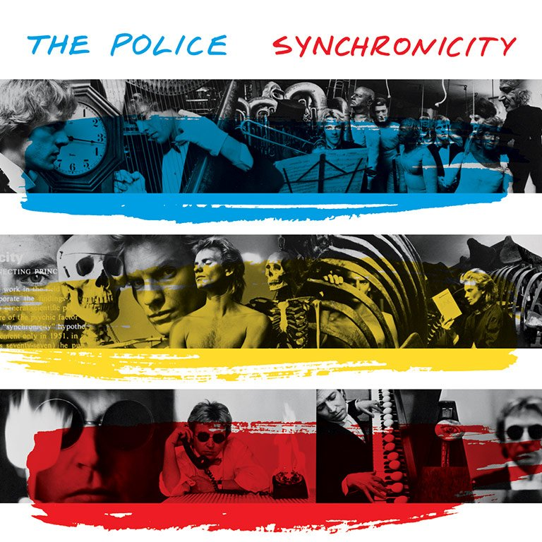 album synchronicity 10 Things You Might Not Have Realised About Rock Legends The Police