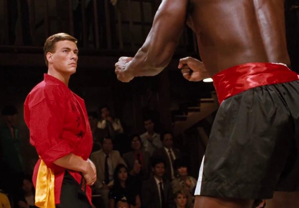 bVHPA e1619086416662 25 Crotch-Punching Facts About Jean-Claude Van Damme's 1988 Film Bloodsport