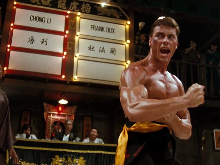 bloodsport frank dux e1619086232469 Films 'Based On A True Story' That Completely Lied To Us