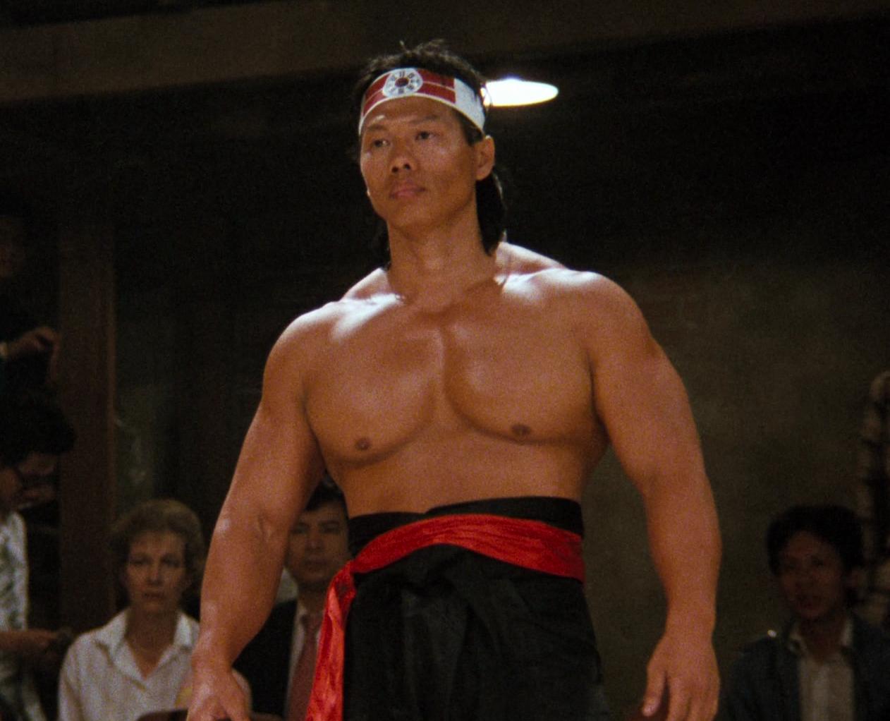 bloodsport chong li e1619078488260 25 Crotch-Punching Facts About Jean-Claude Van Damme's 1988 Film Bloodsport