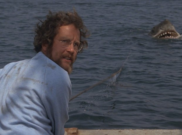 jaws richard dreyfuss 1373288870 view 0 27 Things You Didn't Know About Jaws