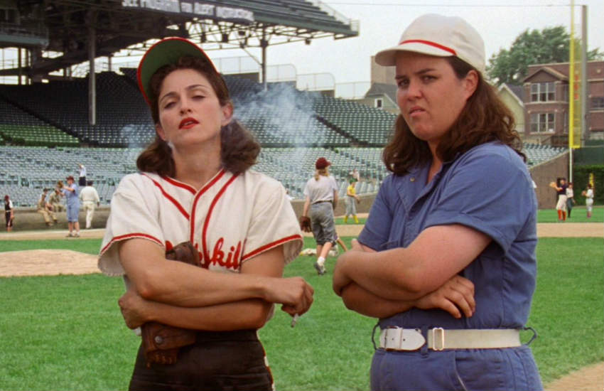 madonna 20 Things You Never Knew About Rosie O'Donnell