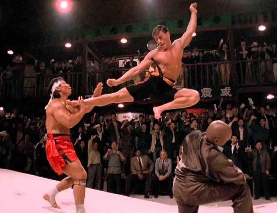 maxresdefault 8 e1619078614128 25 Crotch-Punching Facts About Jean-Claude Van Damme's 1988 Film Bloodsport