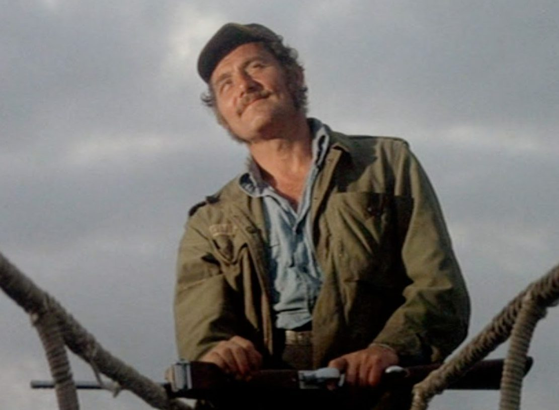 robert shaw jaws e1615810641885 27 Things You Didn't Know About Jaws