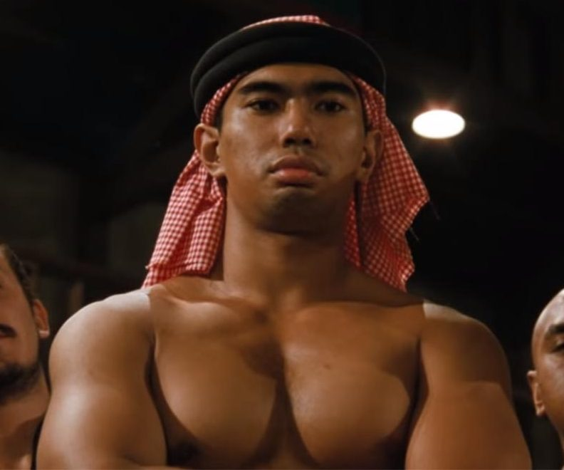 sadiq hossein bloodsport e1619524988950 25 Crotch-Punching Facts About Jean-Claude Van Damme's 1988 Film Bloodsport