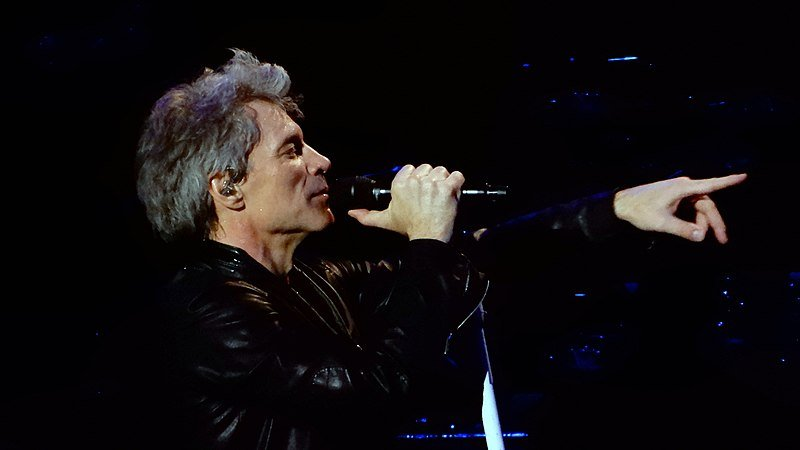 slgckgc 2 CC BY 2.0 20 Things You Never Knew About Bon Jovi
