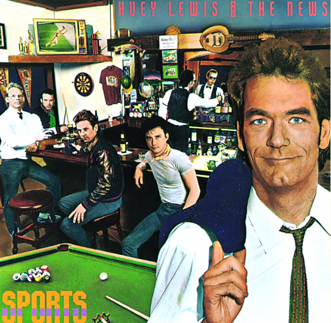 sports 30 e1625838311840 20 Things You Might Not Have Known About Huey Lewis and the News