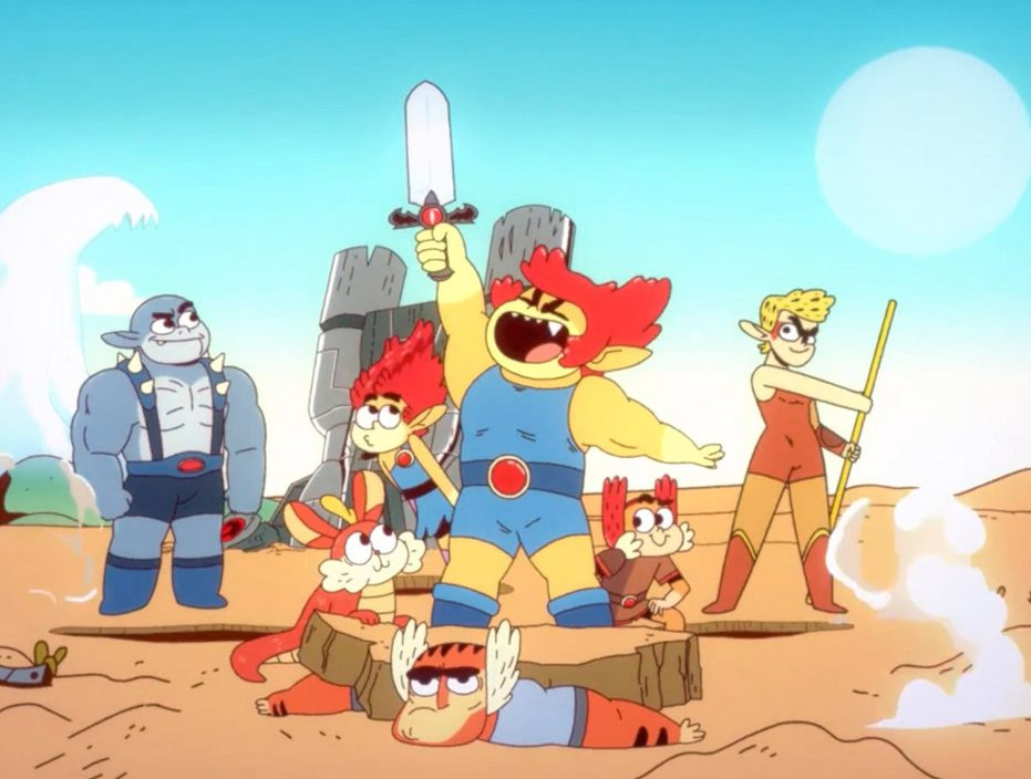 thundercats roar e1617091130742 The Best (And Worst) Revivals Of 80s Movies And TV Shows