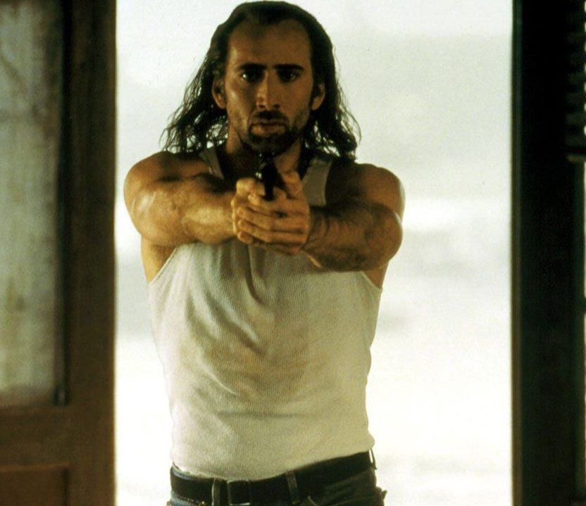 1493131770 nic cage con air e1618488772922 20 High-Flying Facts You Didn't Know About Con Air
