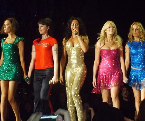 3 2 Zig-A-Zig-Ah! It's 25 Fascinating Facts About The Spice Girls!