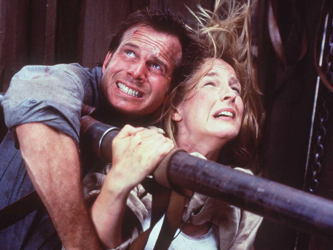 5d0816236fc9204826125fc6 Twister: 20 Facts About The 1996 Blockbuster That Will Blow You Away