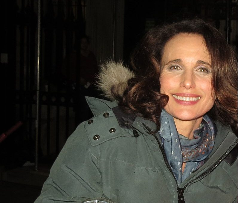 795px Andie MacDowell 26106159102 e1621517920181 20 Things You Never Knew About Andie MacDowell