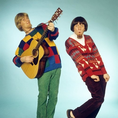 8 6 10 TV Comedy Double Acts That All True 80s Kids Should Remember
