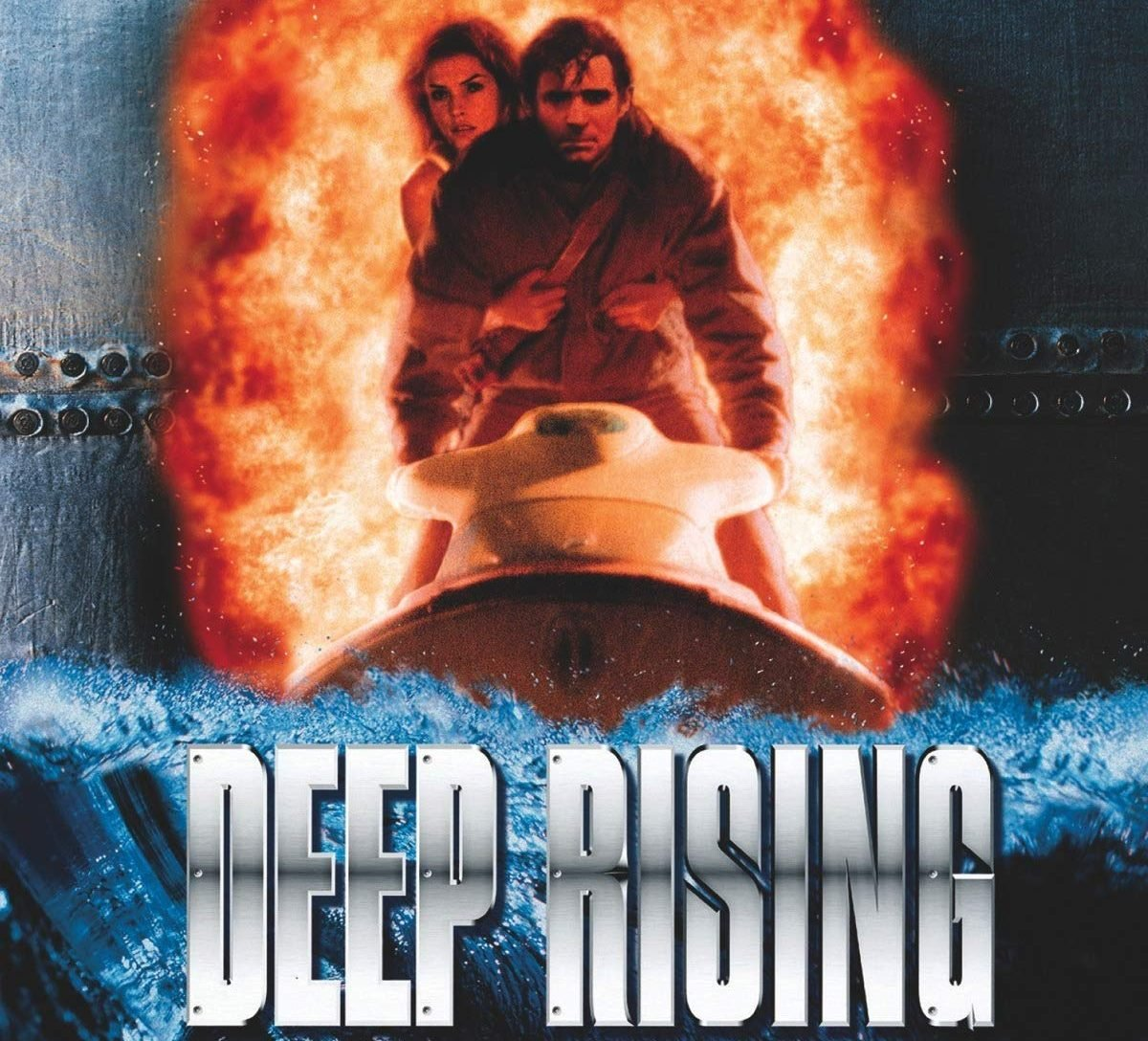 81lJdzdRwiL. RI e1620655366694 25 Things You Didn't Know About 1998's 'King Kong Prequel' Deep Rising