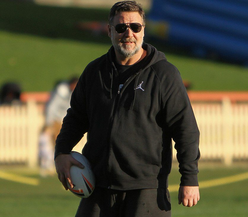 836px Russell Crowe North Sydney Bears e1621423630560 20 Things You Never Knew About Russell Crowe