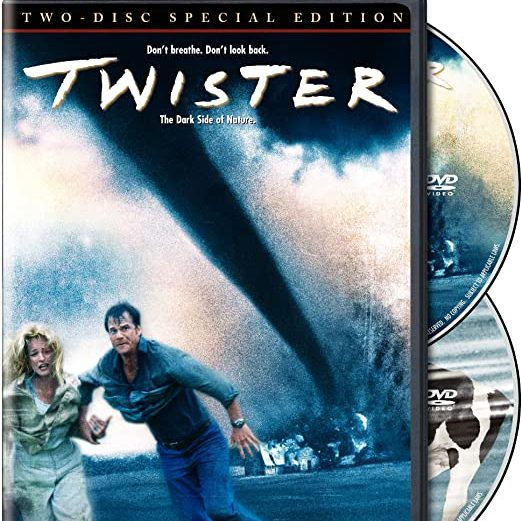 91igb4RwVqL. AC SX522 e1619794542635 Twister: 20 Facts About The 1996 Blockbuster That Will Blow You Away
