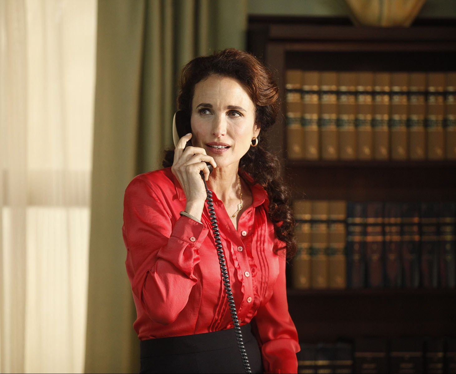 Andie MacDowell e1621518915777 20 Things You Never Knew About Andie MacDowell