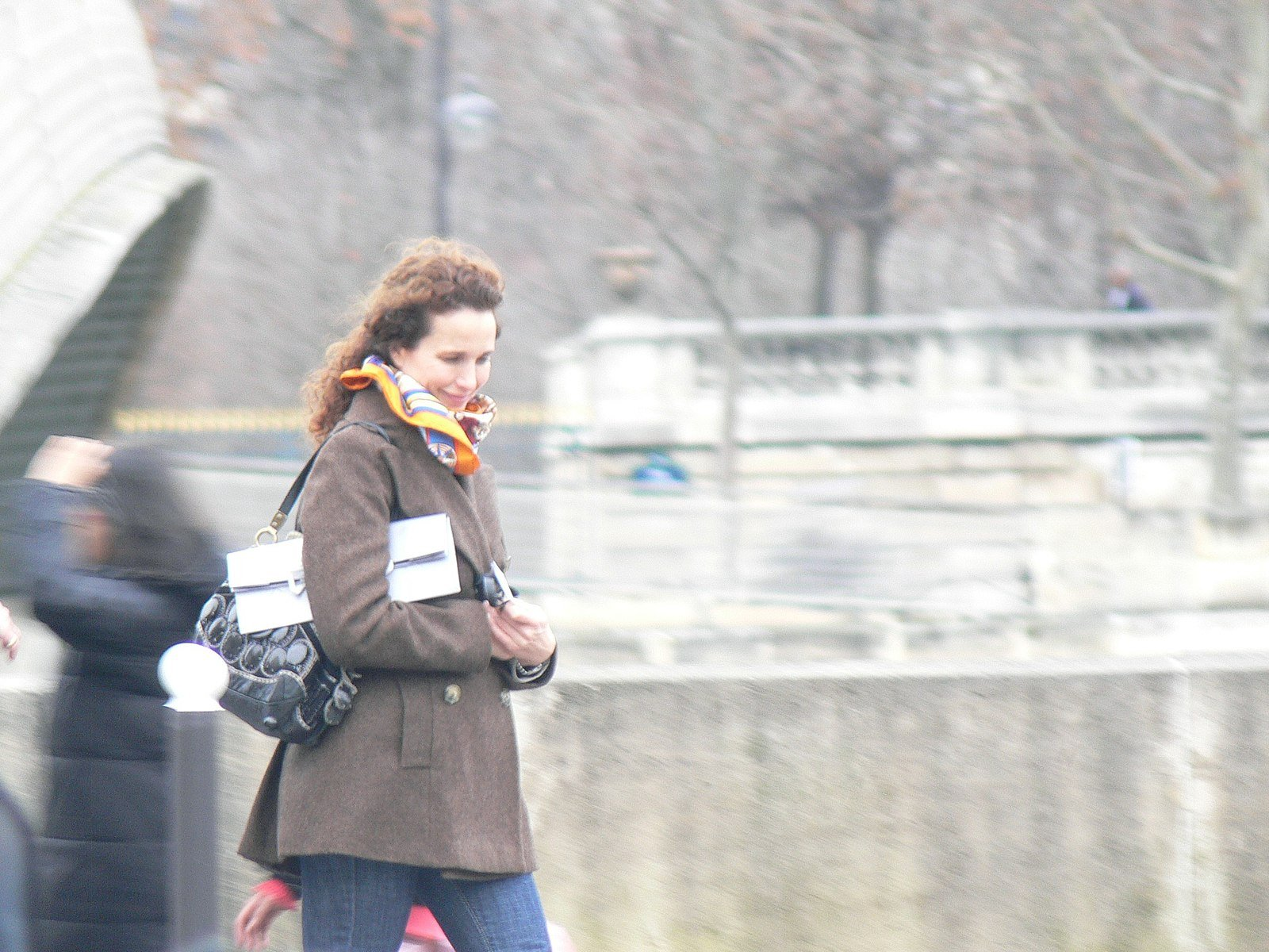 Andie MacDowell 1 Paris January 19 2008 20 Things You Never Knew About Andie MacDowell