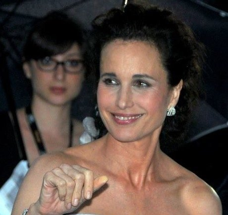 Andie MacDowell Cannes 2012 e1621517584467 20 Things You Never Knew About Andie MacDowell