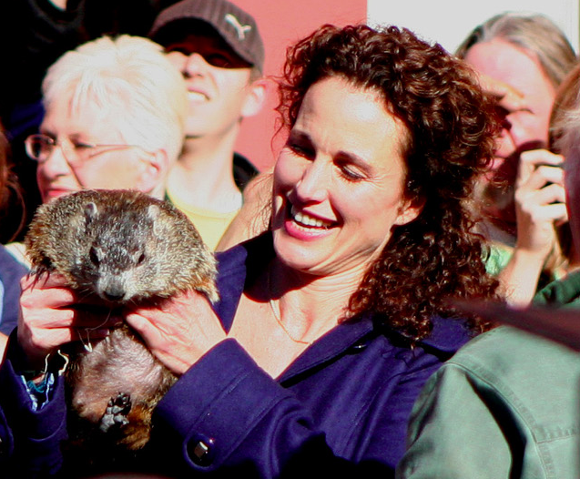 Andiegroundhog 20 Things You Never Knew About Andie MacDowell