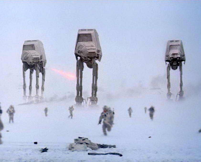 Battle of Hoth e1617708998132 20 Things You Didn't Know About The Empire Strikes Back