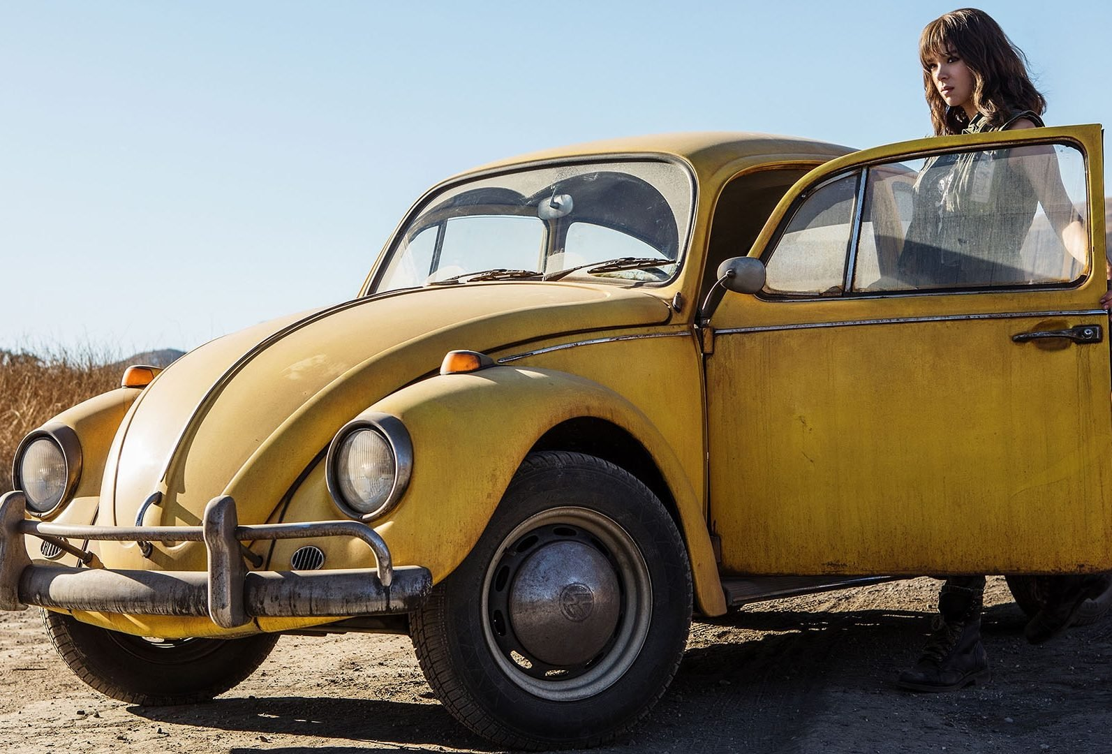 Bumblebee Movie first look e1620307686363 The Best (And Worst) Revivals Of 80s Movies And TV Shows