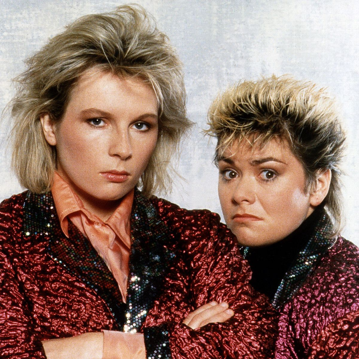 Dawn French and Jennifer Saunders 10 TV Comedy Double Acts That All True 80s Kids Should Remember