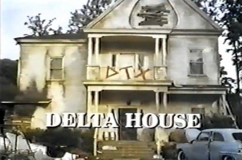 Delta House TV Title ABC 1979 500x330 1 30 Things You Never Knew About Animal House