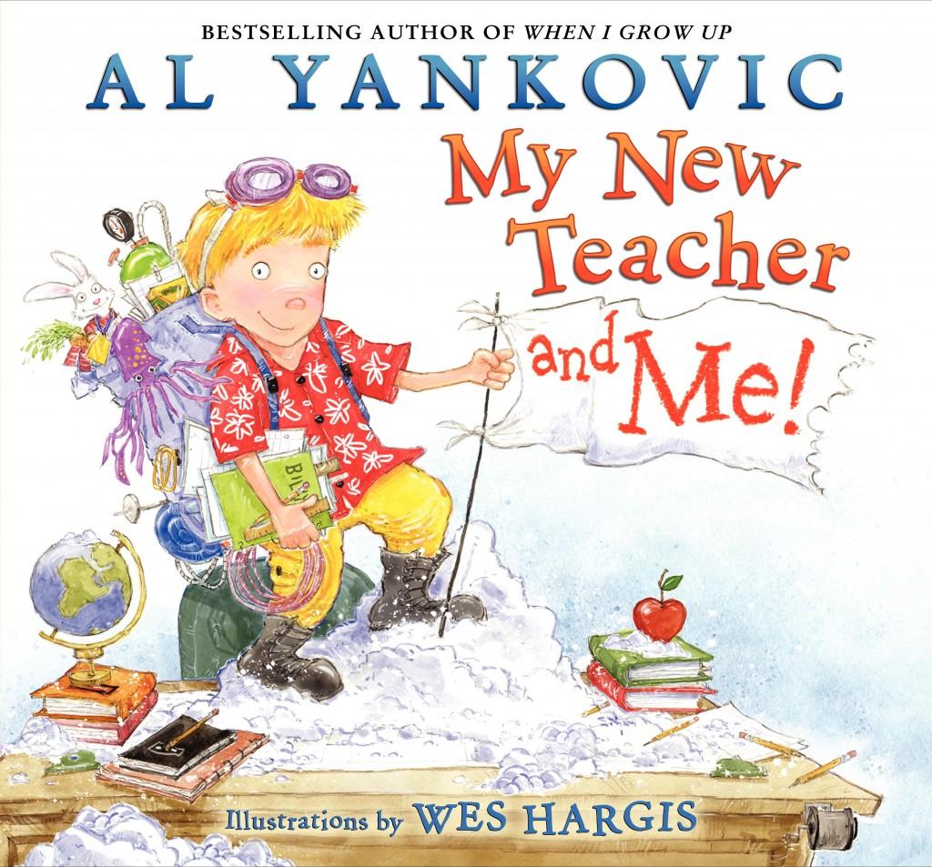MyNewTeach hc c 1024x953 1 20 Things You Probably Didn't Know About Weird Al Yankovic