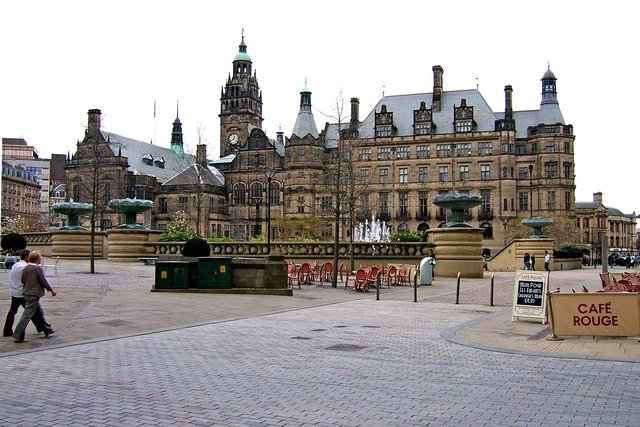 Sheffield Town Hall geograph.org .uk 1277283 20 Things You Never Knew About Sean Bean