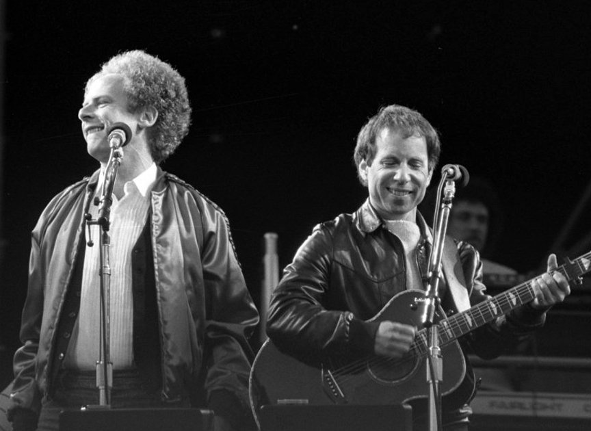 Simon and Garfunkel Netherlands 1982 10 Things You Never Knew About Paul Simon