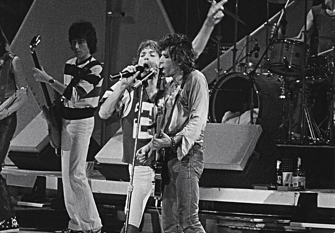 The Rolling Stones in St. Louis 1981 cropped 20 Things You Didn't Know About The Empire Strikes Back