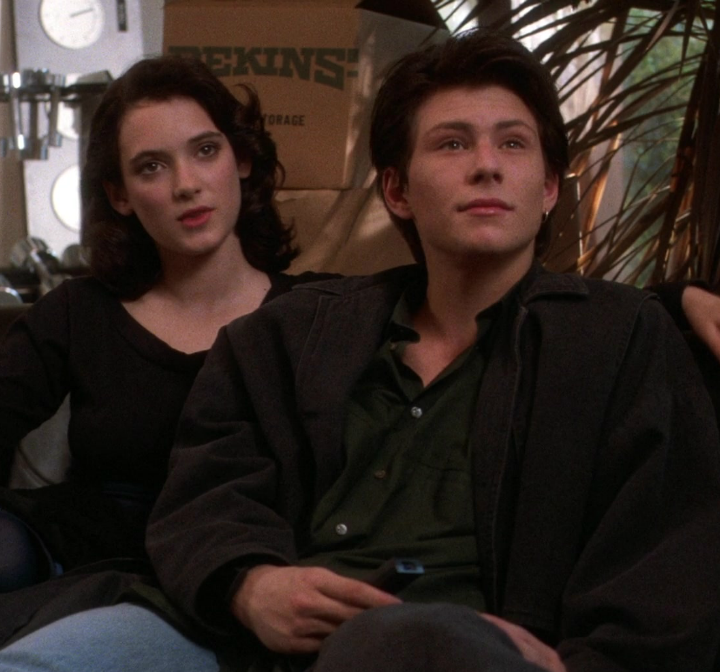 Winona Christian Heathers e1619783163161 20 Things You Probably Didn't Know About Christian Slater