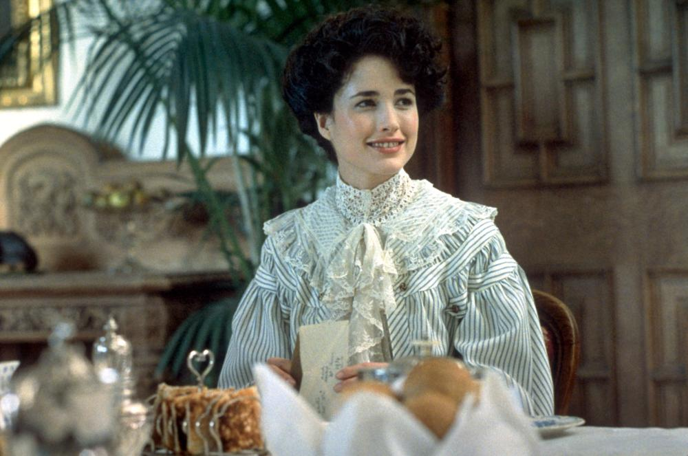ad3eebf0 c45f 11e9 bff7 778c9f0db2db 20 Things You Never Knew About Andie MacDowell