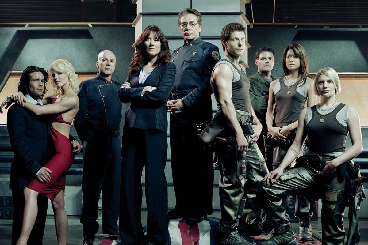 battlestar galactica cast The Best (And Worst) Revivals Of 80s Movies And TV Shows