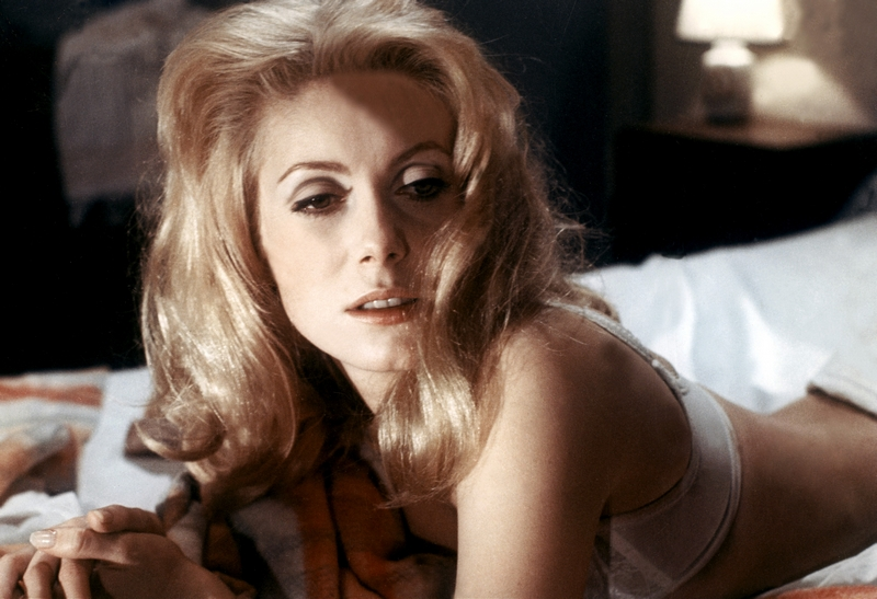 catherine deneuve belle de jour luis bunuel 1966 Keeping The British End Up With 10 Facts About The Spy Who Loved Me