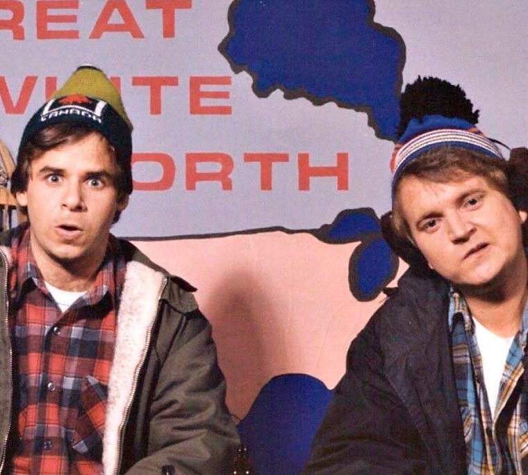 comic bob and doug 1024x683 1 e1619527085879 20 Things You Probably Didn't Know About Rick Moranis