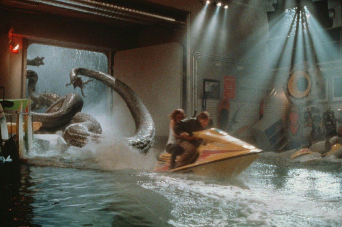 deep rising 4 25 Things You Didn't Know About 1998's 'King Kong Prequel' Deep Rising