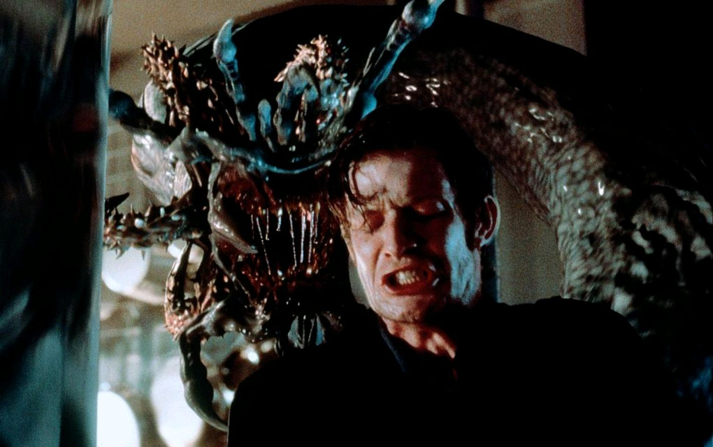 deeprisingososos 25 Things You Didn't Know About 1998's 'King Kong Prequel' Deep Rising