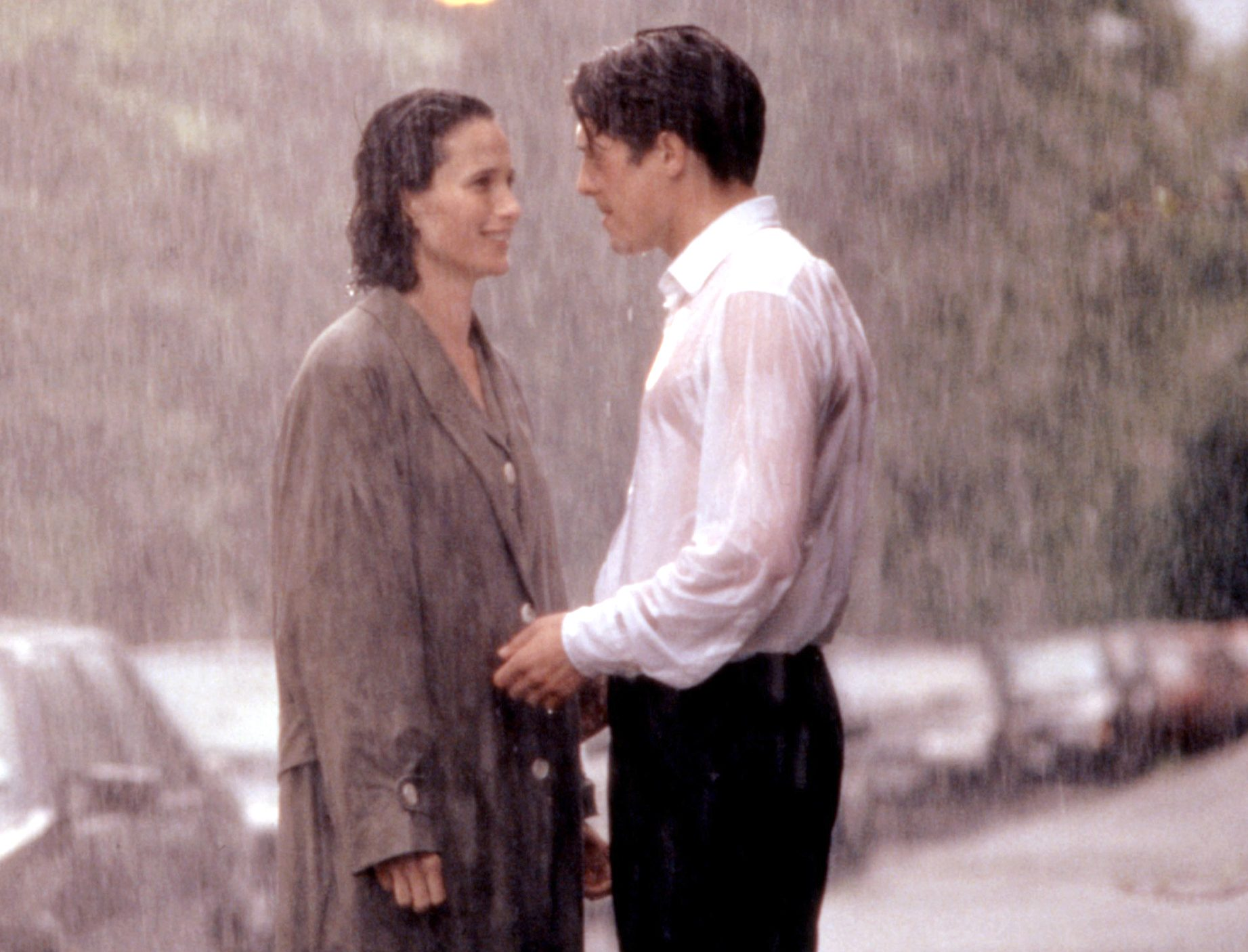 four weddings and funeral tease today 161107 1172589 e1621430050187 20 Things You Never Knew About Andie MacDowell