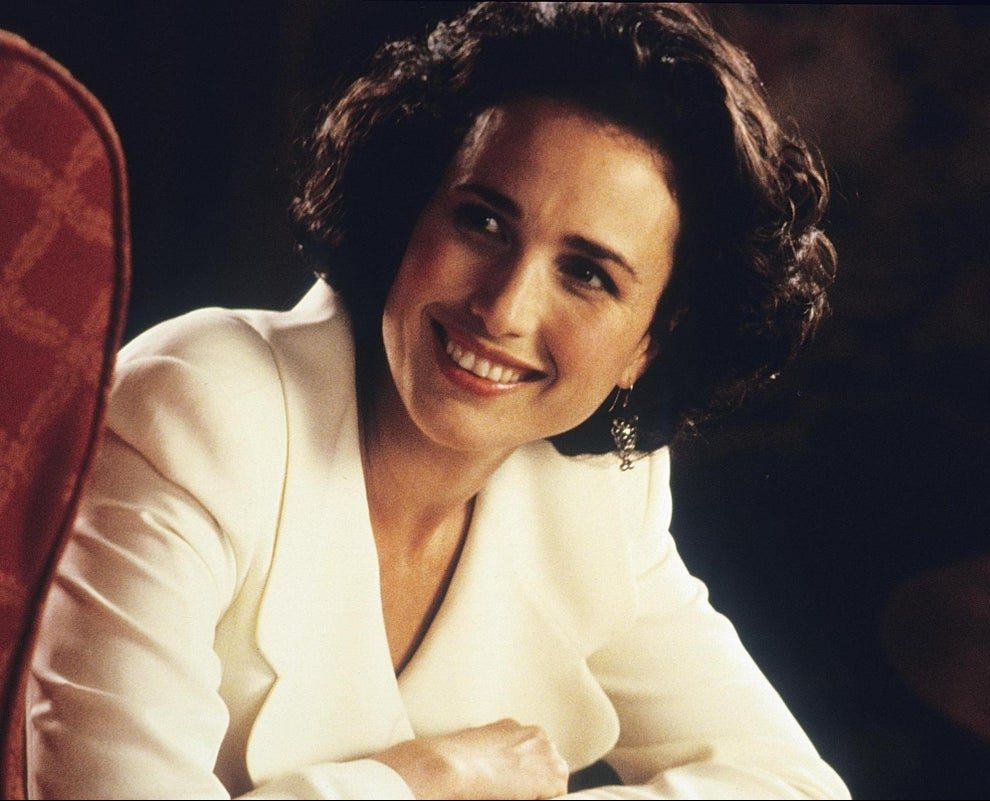 four weddings andiel e1621431483312 20 Things You Never Knew About Andie MacDowell