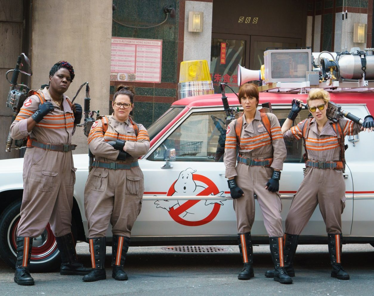 ghostbusters1 e1620291640312 The Best (And Worst) Revivals Of 80s Movies And TV Shows