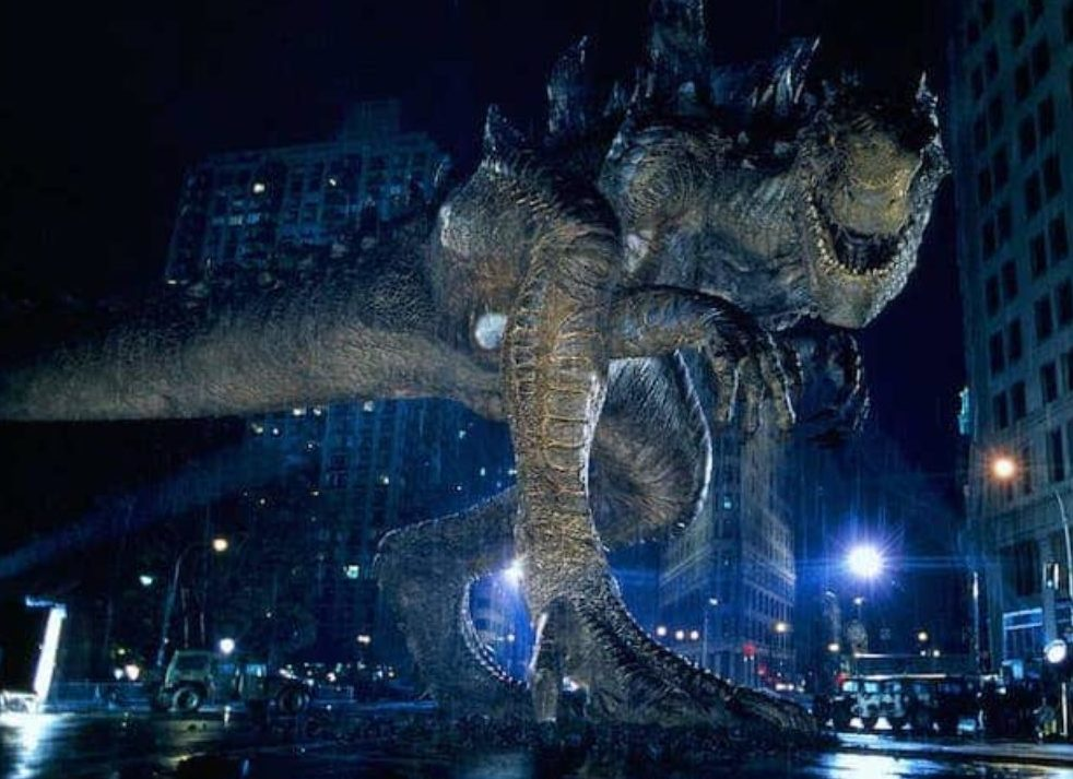 godzilla 1998 1280x720 1 e1620812839663 Twister: 20 Facts About The 1996 Blockbuster That Will Blow You Away